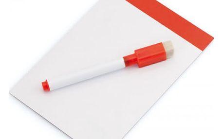 Malá magnetická tabule na vzkazy - dodání do 2 dnů