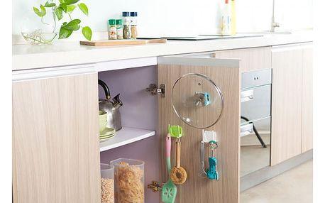 Kuchyňský univerzální věšák - 3 barvy