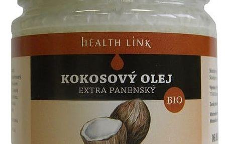 BIO panenský kokosový olej 200 ml - skvělý na vaření, pečení i péči o tělo a vlasy!