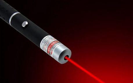 Kvalitní laserové pero - více barev paprsku