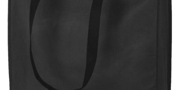 Nákupní taška v černé barvě - dodání do 2 dnů