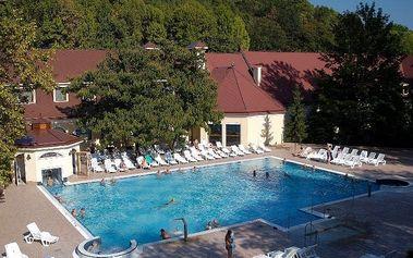 Slovensko, termální lázně Bojnice na 3 či 4 dny pro dva: polopenze, možnost wellness a bazén
