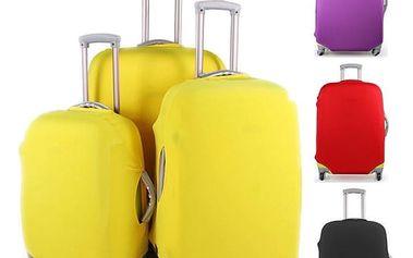Prachotěsný obal na kufr