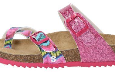 Desigual růžové dívčí sandálky Bio 4 - 32