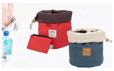Praktická cestovní kosmetická taška