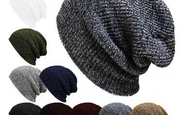 Unisex zimní čepice v různých barvách