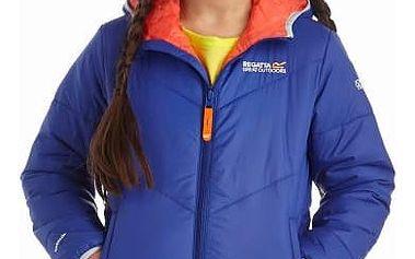 Dětská zimní bunda Regatta RKN047 ICEBOUND Clematis 7-8y
