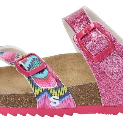 Desigual růžové dívčí sandálky Bio 4 - 34