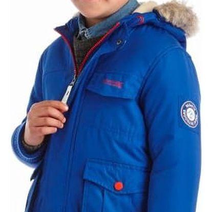 Chlapecká zimní bunda Regatta RKN044 WHACKIE Surf Spray 7-8y