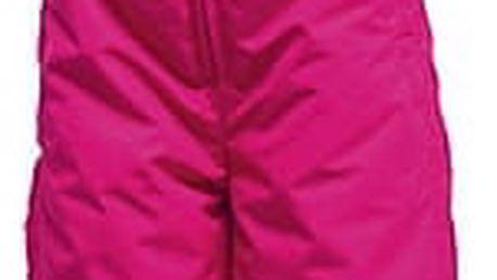 Dětské lyžařské kalhoty Dare2B DKW048 PLAYFUL SALOPETTE Electric Pink 2y