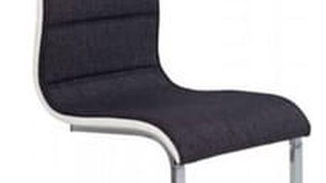 Kovová židle K105