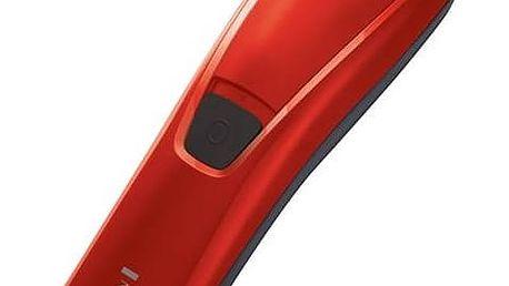 Zastřihovač vlasů Remington Precision Cut HC5302 červený + Doprava zdarma