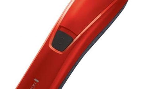 Zastřihovač vlasů Remington Precision Cut HC5302 červený