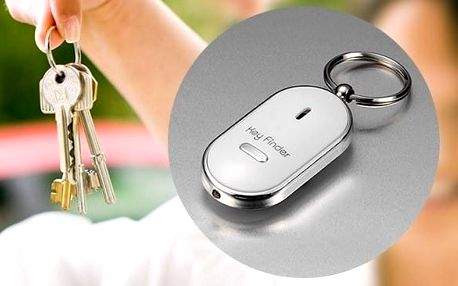 Hledač klíčů ukončí nekonečný boj se ztracenými klíči