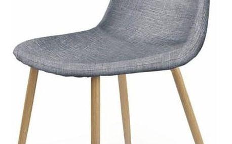 Jídelní židle K220 šedá