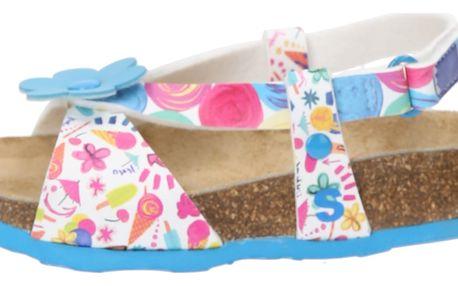 Desigual barevné dívčí sandálky Bio 3 - 29