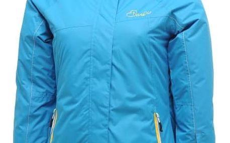 Dámská lyžařská bunda Dare2B DWP145 FLAIR Jkt Methyl Blue 34