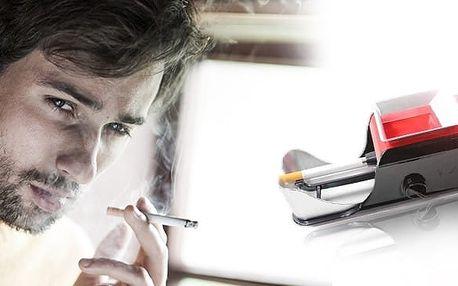 Výkonná elektronická plnička cigaret