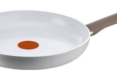 Pánev Tefal Ceramic Natural Enamel D4410752, 30 cm