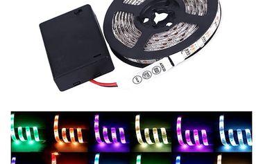 Barevný světelný LED pás 50-200 cm