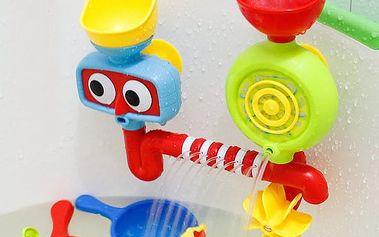 Dětská koupelová hračka s postřikovačem