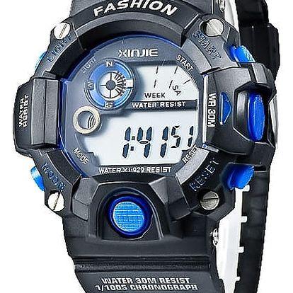 Stylové multifunkční hodinky pro muže - dodání do 2 dnů