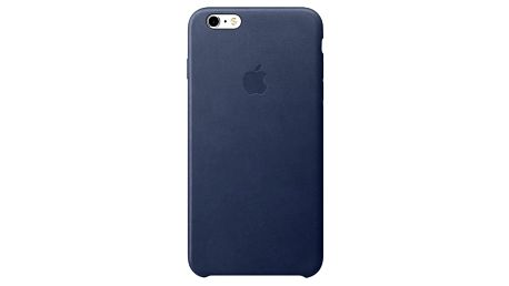 Apple iPhone 6s Plus Leather Case, tmavě modrá - MKXD2ZM/A