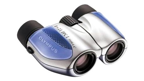 Dalekohled Olympus 8x21 DPC-I modrý