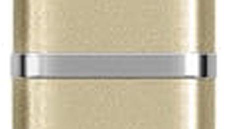 Transcend JetFlash 820G 32GB, zlatá - TS32GJF820G