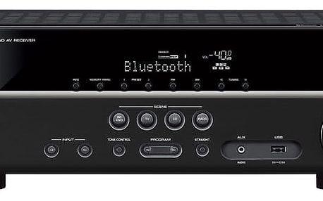 Yamaha HTR-3069, černá - 4957812598835