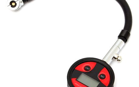 Digitální měřič tlaku pneu
