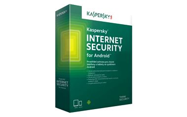 Kaspersky Internet Security ANDROID 1 rok CZ (KL1091OBAFS-CZ)
