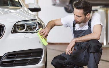 Kompletní ruční mytí vašeho vozu