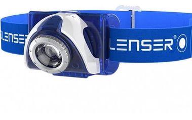 LEDLENSER SEO 7R modrá