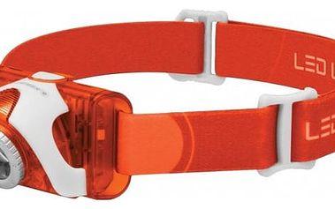 LEDLENSER SEO 3 oranžová