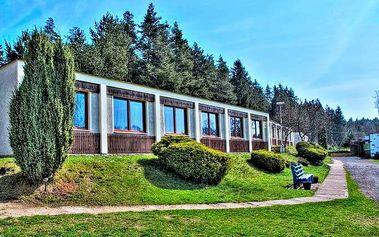 3 až 7denní pobyt pro 1–2 nebo i celou rodinu ve Wellness relax areálu Hnačov na Klatovsku