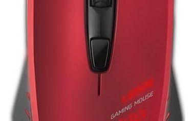 SPEED LINK LEDOS Gaming Mouse, červená