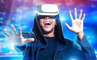 Zábava ve virtuální realitě až pro 4 kamarády