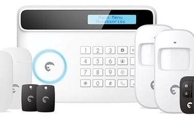 eTiger S4 Combo SECUAL Sim Bezdrátový bezpečnostní systém s GSM