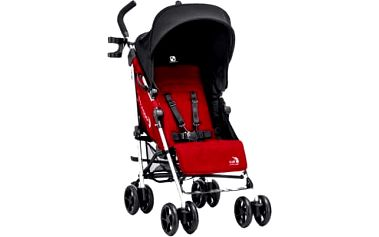 BABY JOGGER Golfky Vue - Red