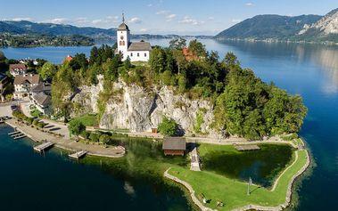 Prodloužený víkend v Alpách a Orlí hnízdo