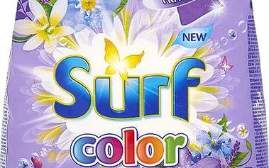 SURF Color Iris 1,4 kg (20 dávek) – prací prášek