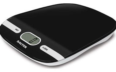 1071BKDR digitální váha oblé rohy