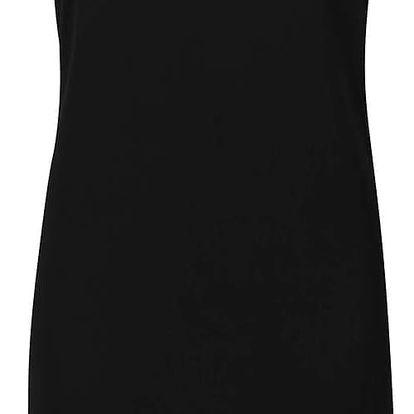 Černé šaty s krajkou VERO MODA Alissa