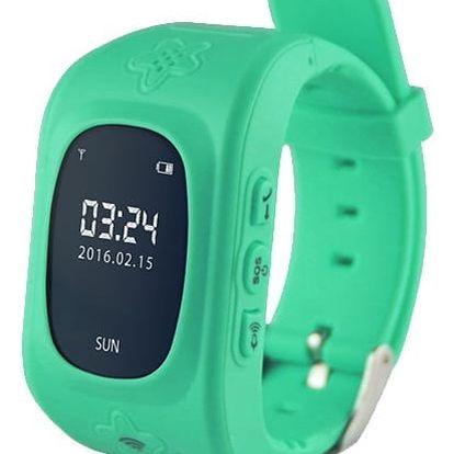 Kids Locator GPS hodinky s lokací pro děti MT851