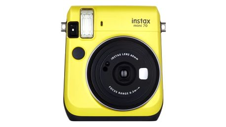 FUJIFILM Instax MINI 70 Canary Yellow