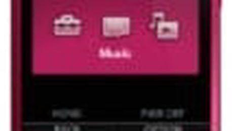 Sony NW-A25HNP / 16GB, růžová