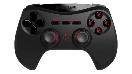 Speed Link STRIKE NX Gamepad - Wireless - for PS3, black