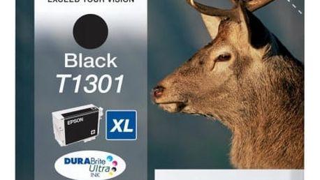 Epson T1301, 25ml - originální (C13T13014010) černá