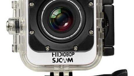 SJCAM M10 CUBE sportovní kamera - bílá